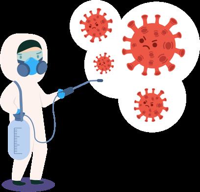 コロナ 室内消毒・除菌サービス