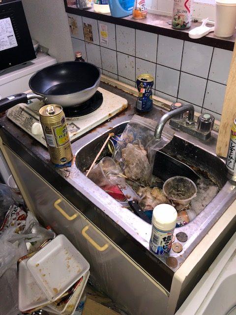 ゴミ屋敷片付け 銚子市