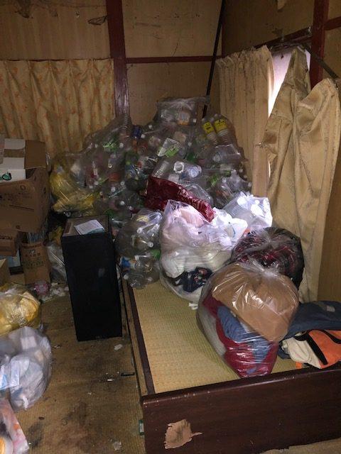 引越しゴミ回収 厚木市