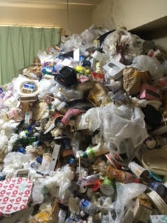 ゴミ屋敷 ハウスクリーニング