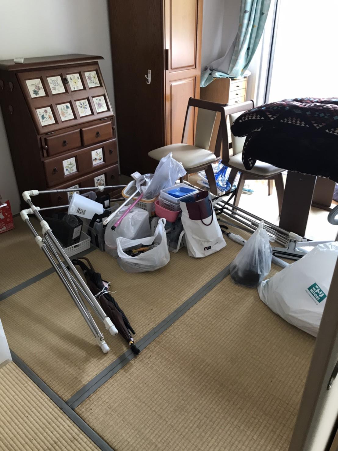 残置物回収 東京 即日