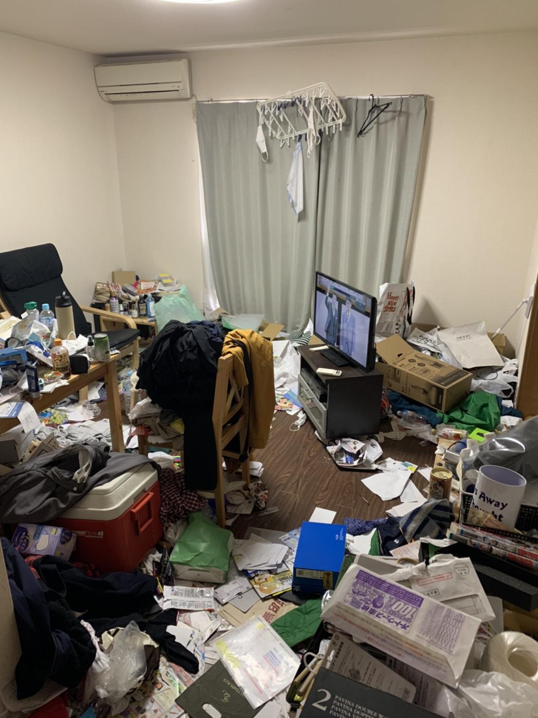 ゴミ屋敷片付け 横浜市