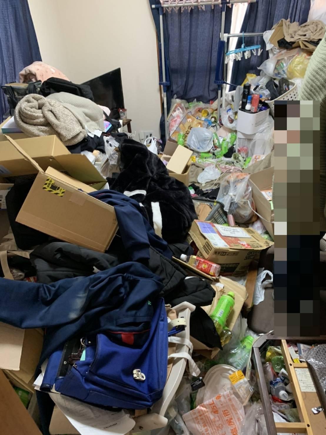 ゴミ屋敷片付け 東京
