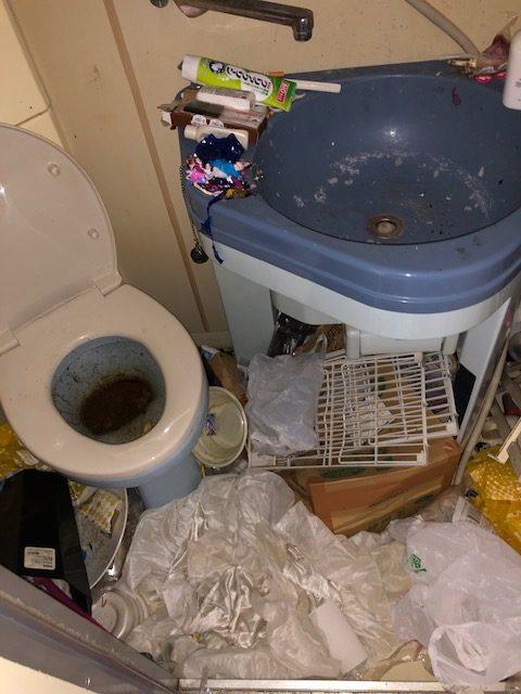 ゴミ屋敷片付け 松戸市