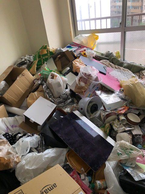 ゴミ屋敷片付け 三郷市