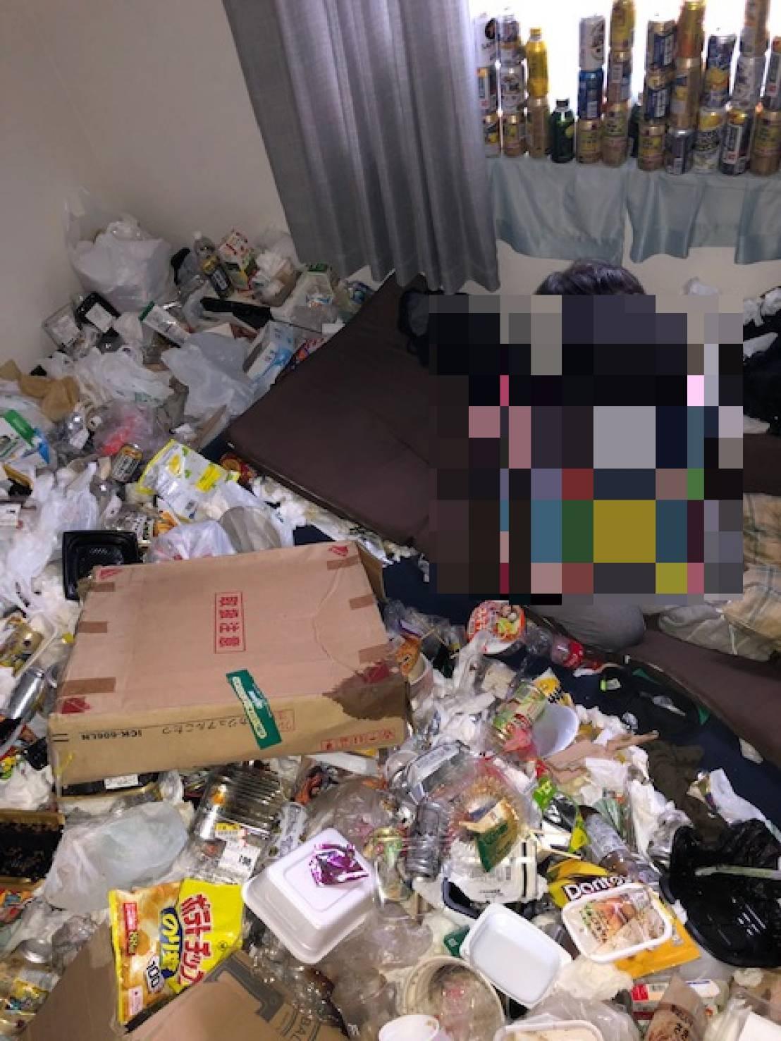 ゴミ屋敷片付け さいたま市