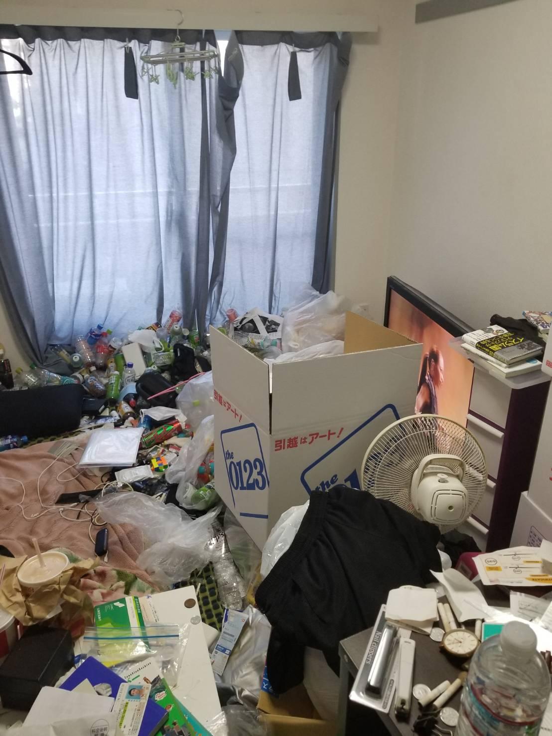 引越し 不用品回収 東京