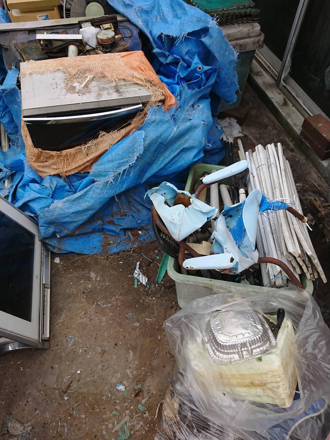 廃品回収 東京
