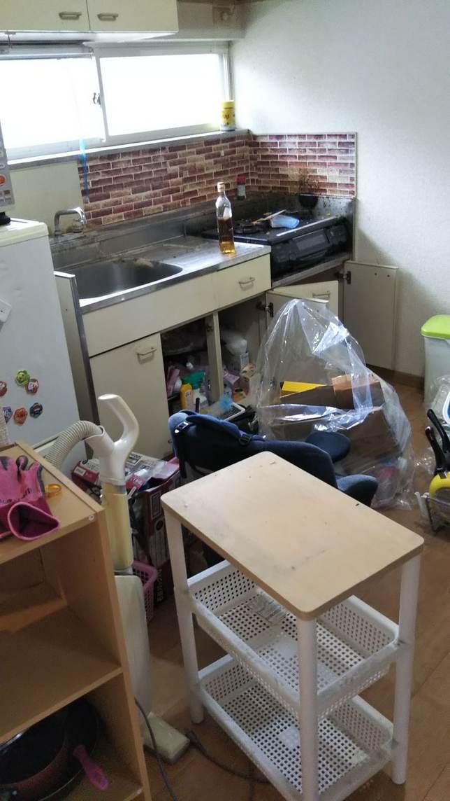 汚部屋清掃 横浜市